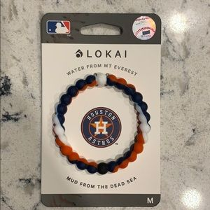 Lokai Astros bracelet